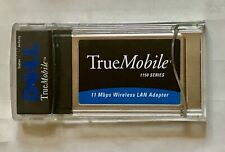Dell TrueMobile 11 Mbps Wireless LAN Adapter 1150 Series - PCMCIA