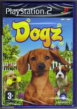 PS2 Dogz (2007), UK Pal, Brand New & Sony Factory Sealed