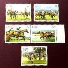 IRELAND 1996 - IRISH HORSE RACING FULL STAMP SET  - MINT NEVER HINGED