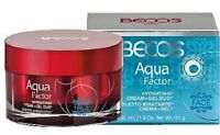 BECOS AQUA FACTOR VISO DUETTO IDRATANTE CREMA + GEL 50ml.