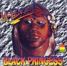 U-Brown Black Princess CD