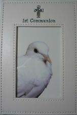UNITY GIFTS FIRST COMMUNION PICTURE FRAME  75142   IN WHITE GIFT BOX