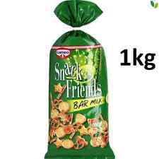 Cameo Crackers Snack & Friends party snack 1000gr Bar mix Salzgebäck kekse