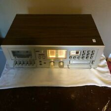SounDesign Tx 0868 Stereo Cassette / 8-Track Record Deck