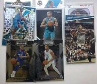 PJ Washington Jr. Rookie Card Lot (10) Select, Hoops, marquee, luminace, 2020