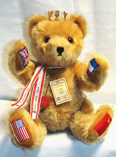 TEDDY-HERMANN® 4 Sektoren-Bär Berlin 1945 – 1994 Limited Edition Nr. 17