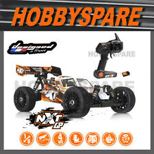 NEW 1/8 HOBBYTECH SPIRIT NXT GP NITRO BUGGY .21 ALPHA RACING EDITION 4WD RC RTR