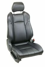 Nissan 350Z 2004-2009 Black Leatherette Seat covers replacement Upholstery Pair