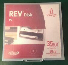 IOMEGA REV 35Gb DISK PC