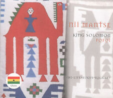King Solomon Fofoi by Nii Mantse (CD Kelele) Hi-Life + Sukus + Reggae from Ghana