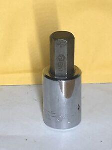 """Matco Tools 1/2"""" Driver Hex Bit  CXY14M Socket"""