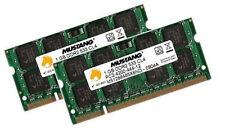 2x 1gb 2gb ddr2 533 Mhz per Notebook Samsung m50 m55 m70/PRO MEMORIA RAM