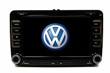 OE FITMENT DOUBLE DIN DVD MP3  AUX  SD GPS NAVIGATION WV VOLKSWAGEN JETTA 06-14