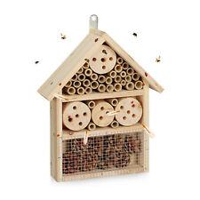 Insektenhotel Bausatz Wildbienenhotel Florfliegenkasten Bienenhaus Insektenhaus