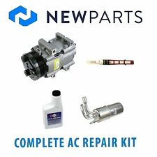 Ford Explorer 98-01 5.0L AC A/C Repair Kit With New Compressor & Clutch