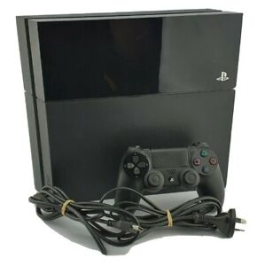 500GB PS4 Sony PlayStation 4 Console - Black + 12 Months Warranty EXPRESS POST
