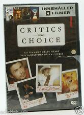 4 Films in One! 127 Hours, Crazy Heart, Fantastic Mr Fox, Cyrus DVD Region 2 NEW