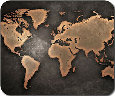 World Map Large Mousepad Mouse Pad Great Gift Idea
