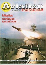 Lot de 12 revues AVIATION Magazine International 1980