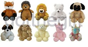 Cozy Time® Cozy Warmer Microwavable Plush Teddy Toy - Choose from 10 Designs