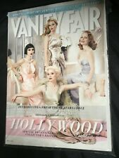 "VANITY FAIR ""HOLLYWOOD - 18th Anniversary Collector's Issue"" MARCH 2012 NEW!!!"