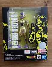 Bandai S.H. Figuarts Dragonball Event Exclusive Golden Freeza Frieza Figure