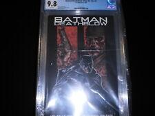 BATMAN DEATHBLOW 2 CGC 9.8 AFTER THE FIRE 2002 DC/WILDSTORM TEAM-UP
