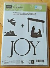 "Stampin' Up! ""Joyful Nativity"" Christmas"