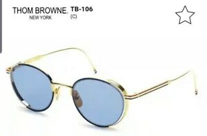 Thom Browne Sonnenbrille Tb106c Neu