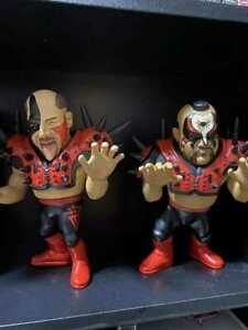 wwe Figure Road Warriors hao Figure Wrestling Figure Used Toy & Hobby from Japan
