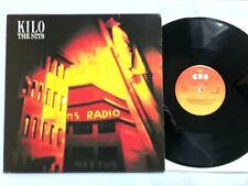 THE NITS - Kilo / 1983 Vinyl LP Album (Sketches Of Spain)  CBS 25670 NM/VG+