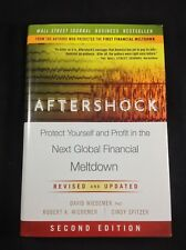 Aftershock: Profit During Financial Meltdown  by David Wiedemer - Hardcover New