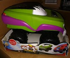MARVEL SUPERHERO SQUAD KABOOMERZ INCREDIBLE HULK TRUCK ELECTRONIC TOY