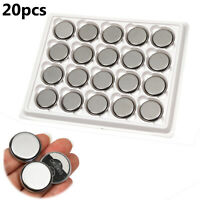 20pcs CR2450 DL2450 3V Button Coin Cell Battery for Watches
