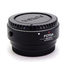 Fotga Autofocus AF Adapter Ring Canon EF EF-S Lens to Sony E-mount Camera NEX