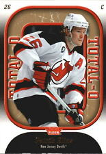 Patrik Elias Insert 2006-07 Fleer Total-O #O14 - New Jersey Devils