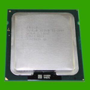 Intel XEON E5-2407 4x 2,2 GHz Sockel LGA 1356 CPU Quad Core Prozessor