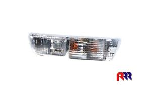FOR TOYOTA RAV4 S2 SXA10 98-00 FRONT BUMPER BAR LAMP, CLEAR LENS- DRIVER SIDE