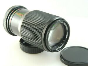 Sicor MC 80-200mm f4.5 zoom lens, Pentax K mount
