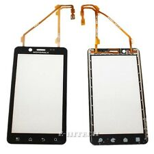 Motorola Droid Bionic XT875 Black Digitizer Touch Screen Lens Glass Pad + tools