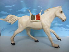 FIGURINE COLLECTION PAPO CHEVALIER CHEVAL CHATEAU 1999 -37