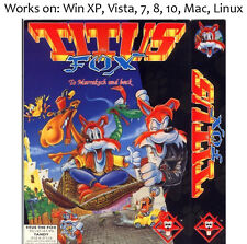 Titus the Fox: To Marrakech and Back PC Mac Linux Game