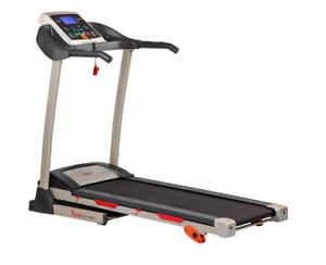 New Sunny Health and Fitness (SF-T4400) Motorized Treadmill LCD Screen