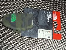New North Face Baby Size XXS Camoflouge Baby Mitt.