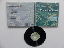 CD Kings of reggae FRANKIE PAUL Keep the faith ..   NTCD511