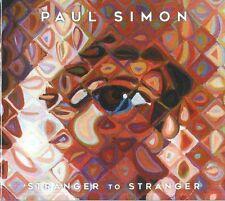 SIMON PAUL - STRANGER TO STRANGER  - CD NUOVO SIGILLATO