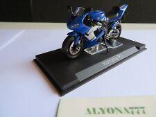 1/24 Ixo YAMAHA R1 Blue MOTO Bike Motorcycle 1:24 Altaya /IXO