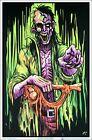 "Zombie Stalker Black Light Poster - 23"" X 35"""