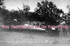 KE 83 - Aero Accident, Bethersden, Kent c1912 - 6x4 Photo