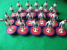 Unboxed Subbuteo C100 / 63000 Team No 719 England 1991-1996 Long Sleeved Version